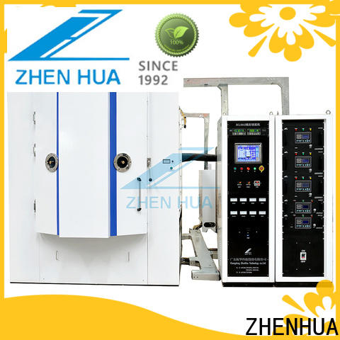 stainless steel magnetron sputtering system factory price for ceramics