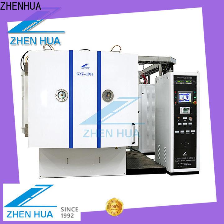 ZHENHUA magnetron sputtering coating machine wholesale for ceramics
