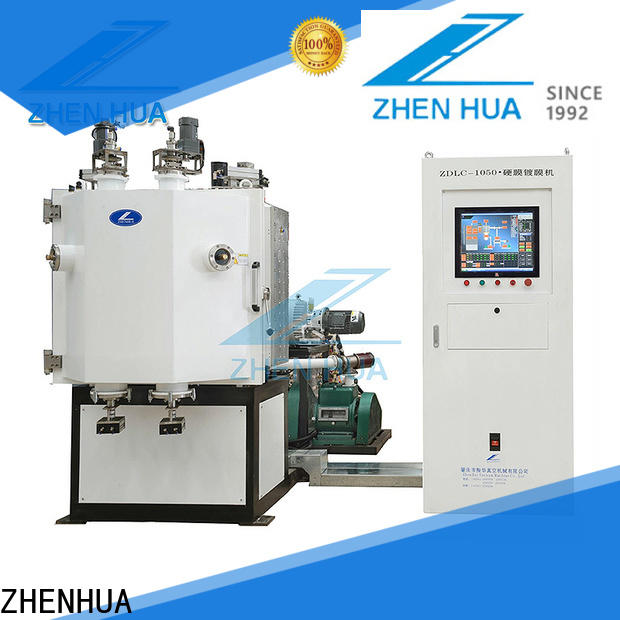 ZHENHUA film coating equipment wholesale for mold