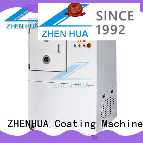 ZHENHUA vacuumion cleaning equipment supplier for metal