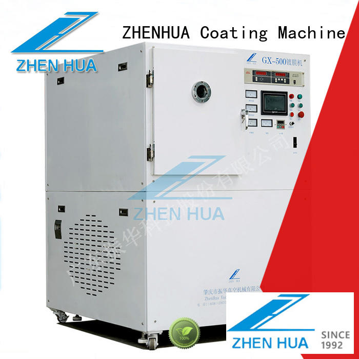ZHENHUA protective vacuumion cleaning equipment factory price for metal