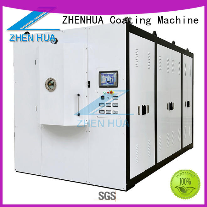 ZHENHUA hardness film coating equipment customized for factory