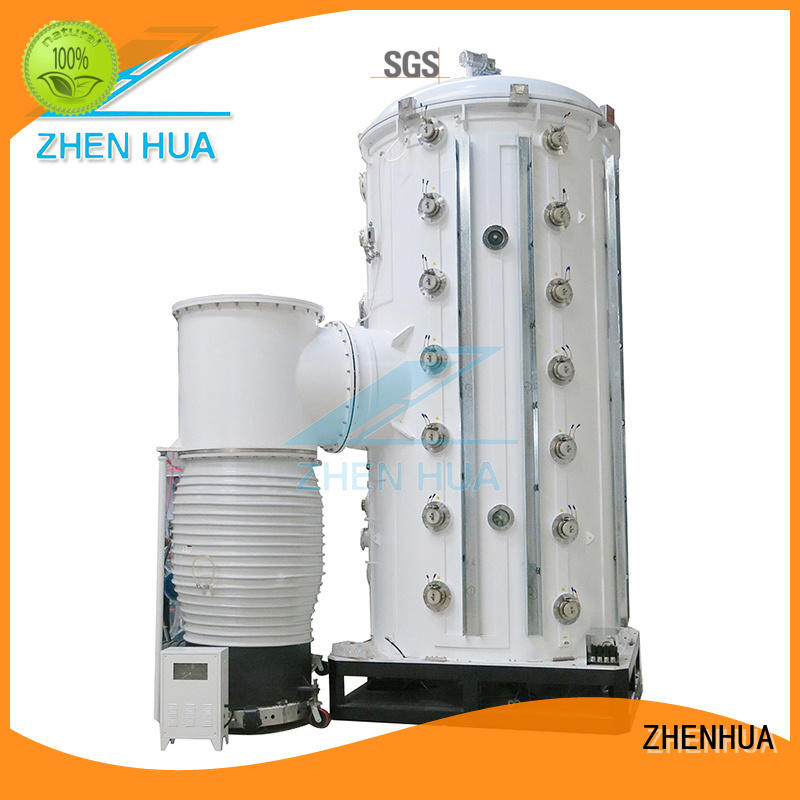 touch screen arc sputtering equipment factory price for plastic