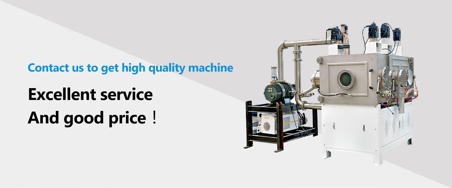 plasma surface treatment fully automatic for ceramics ZHENHUA