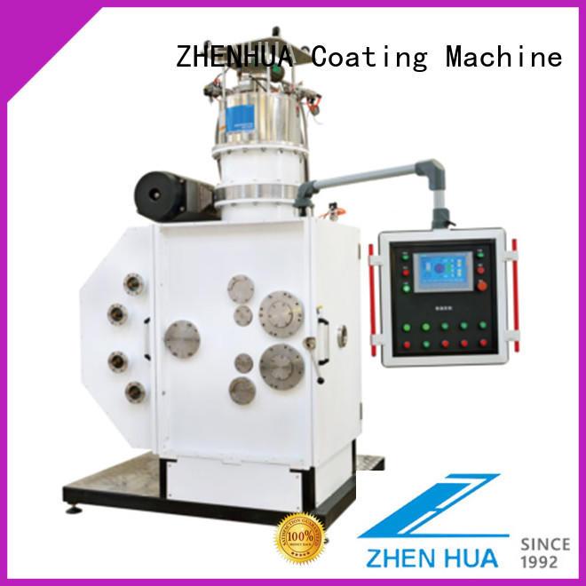 ZHENHUA rcx1100 roller coating machine with good price for SiO2