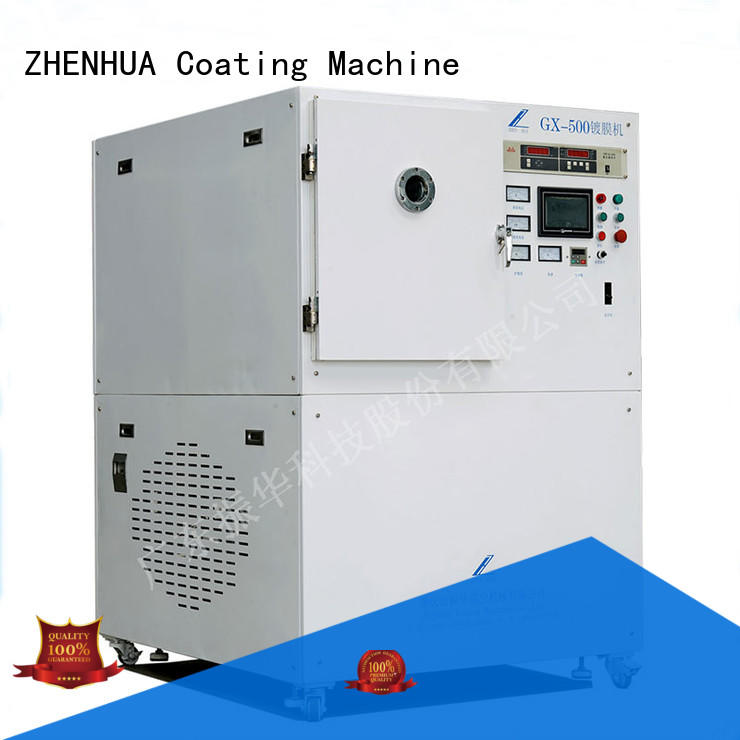 fully automatic plasma cleaning equipment manufacturer for metal ZHENHUA