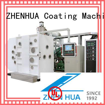 horizontal Roll to Roll Coating Equipment design for SiO2 ZHENHUA