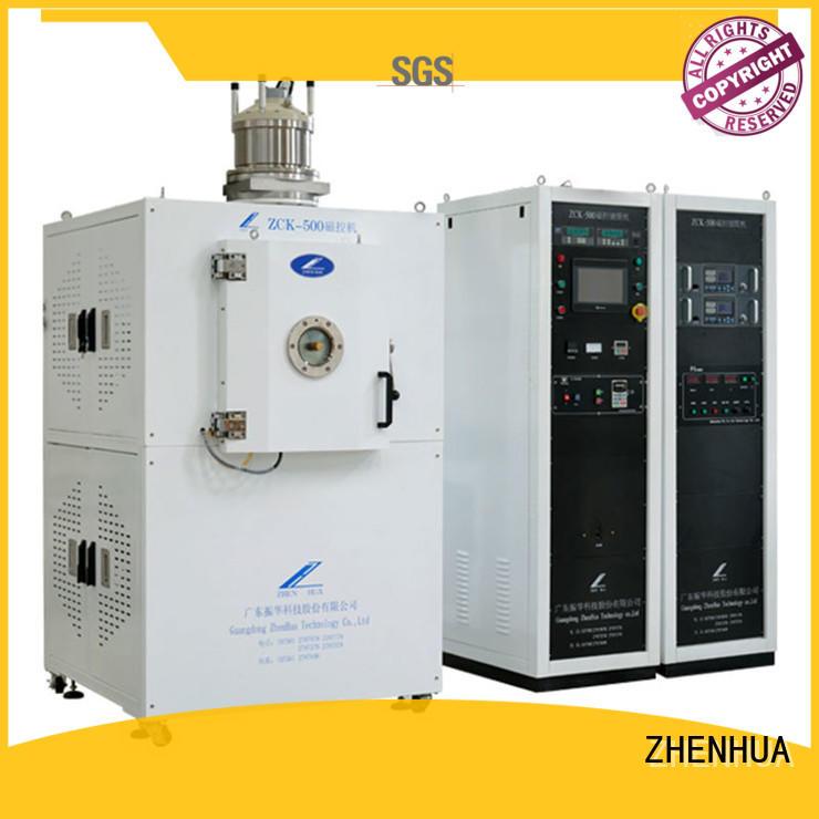 ZHENHUA durable plasma surface treatment copating for ceramics