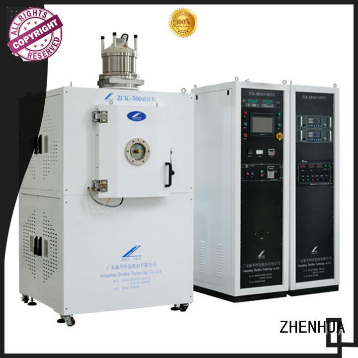 ZHENHUA coating plasma cleaning machine wholesale for plastic