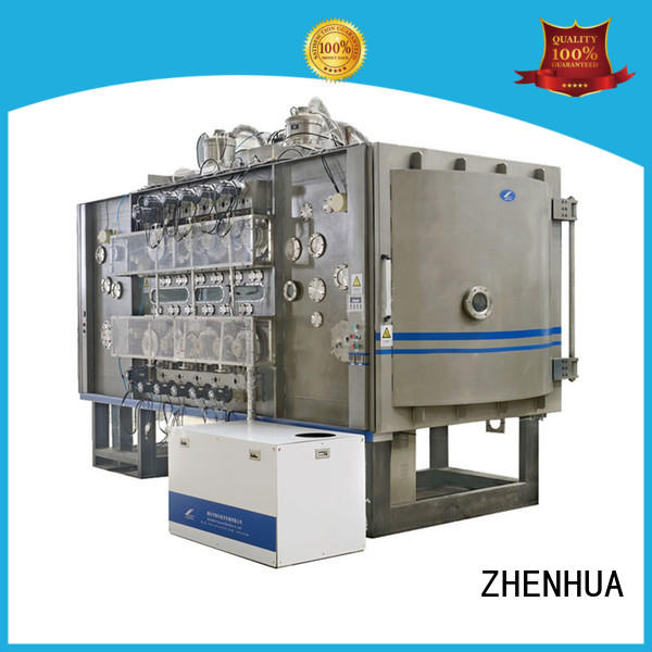 roll Roll to Roll Coating Equipment with good price for ceramics ZHENHUA