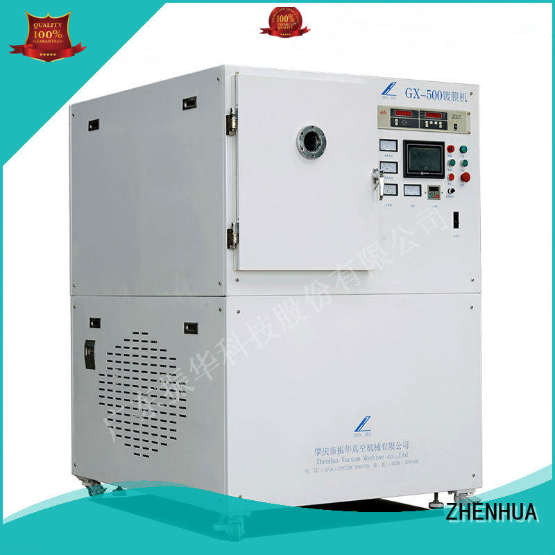 ZHENHUA copating vacuumion cleaning equipment wholesale for metal