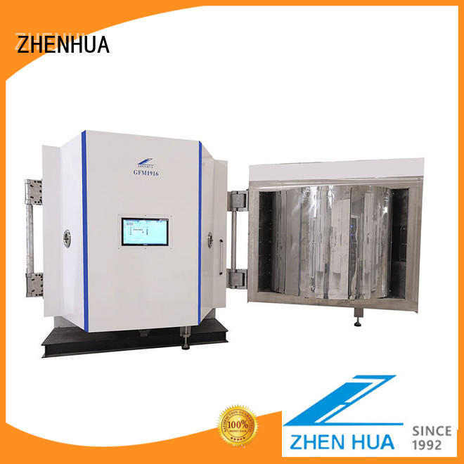 Magnetron sputtering coating equipment for factory ZHENHUA