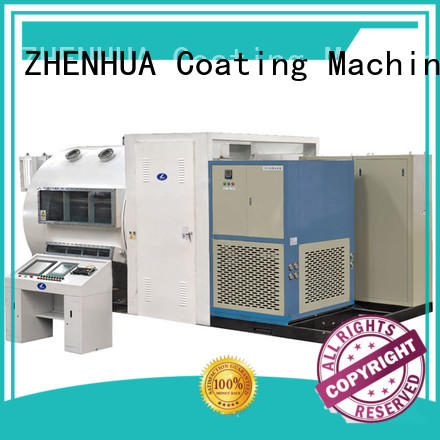 roll to roll machine touch screen for dielectric film ZHENHUA