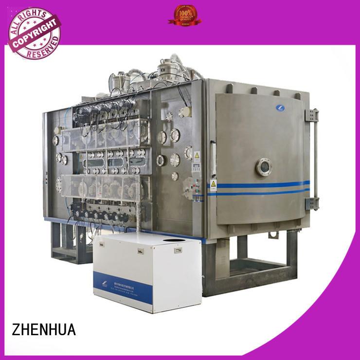 roll roller coating machine zhw1250 for ceramics ZHENHUA