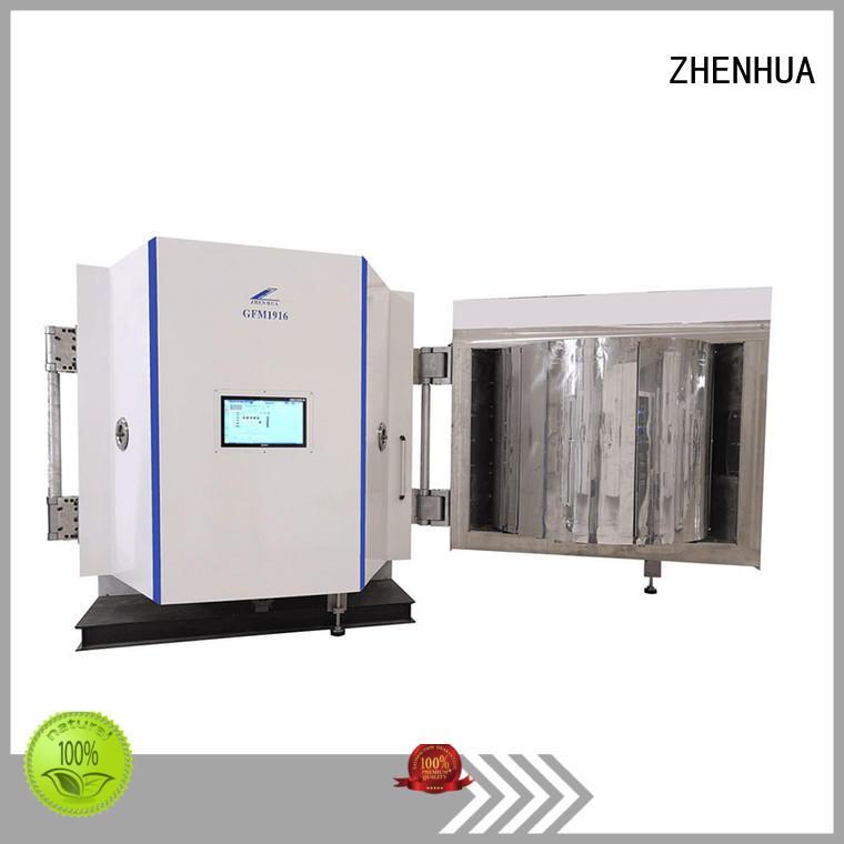 ZHENHUA semi-automatic directly sale for industry